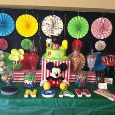 Happy 3rd Birthday, Noah! - Mickey Mouse Clubhouse