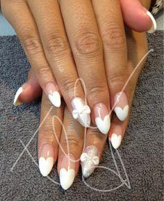 My wedding nails <3