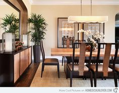 asain dining room sets | 15 Asian Inspired Dining Room Ideas | Home Design Lover
