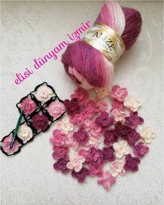 Crochet Square Patterns, Knitting Patterns, Lace Outfit, Crochet Accessories, Elementary Art, Crochet Lace, Instagram, Crochet Shawl, Crochet Flowers