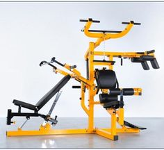 Powertec workbench Multi system- more weights, less space