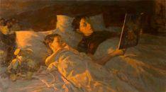 Reading and Art: Vladimir Mullin