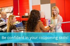 Trouble at Checkout? Release the (Polite) Couponing Diva in You