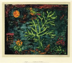 Paul Klee - Märchen des Nordens 1930