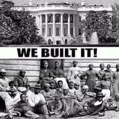"""YOU DIDN'T BUILD IT.....WE DID!! Slaves were the largest labor pool in 1790 when Congress decided to create a new national capital along the Potomac surrounded by the two slave-owning states of Maryland and Virginia. Estimated over 400 slaves were used... (June 1, 2005, Associated Press article """"Capitol Slave Labor Studied"""" published in The Washington Times). #blackhistorymonth - @Greg Takayama Terrell- #webstagram"""