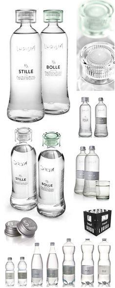 Pet Package Design Water Bottles New Ideas Water Packaging, Water Branding, Cool Packaging, Food Packaging Design, Beverage Packaging, Bottle Packaging, Packaging Design Inspiration, Brand Packaging, Pet Water Bottle