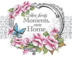 more family moments more home