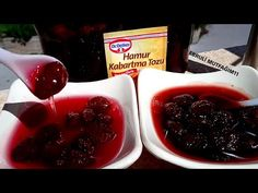 ÇİLEK REÇELİ NASIL YAPILIR RENGİ VE KIVAMI MUHTEŞEM 💯BEKLEMEDEN TANE TANE PRATİK ÇİLEK REÇELİ TARİFİ - YouTube Gluten Free Recipes, Free Food, Pudding, Desserts, Youtube, Tailgate Desserts, Deserts, Custard Pudding, Puddings