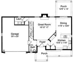 1707 sq ft