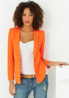 Cara Blazer - Shirts & Blouses - Tops - Alloy