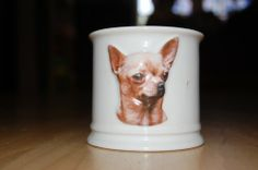 Chihiahua Candle by xpres. $2.00