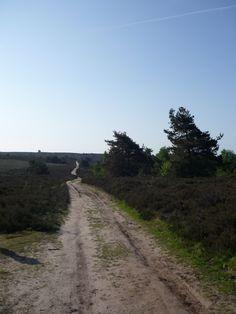 Schijnbare eindeloze paden...