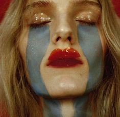Fashion Art Photography Creative Make Up 23 Trendy Ideas Makeup Inspo, Makeup Inspiration, Beauty Makeup, Eye Makeup, Hair Makeup, Makeup Ideas, Skull Makeup, Makeup Trends, Style Inspiration
