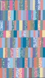 Passport Well Traveled Quilt Kit - Gail Kesslers Ladyfingers Sewing Studio - Fabric, Notions, Needles, Patterns and Sewing Classes