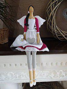 Dolls - Cyklámenovošedá em Mudflap - 7247851_