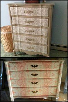 laminate furniture makeover. Old Dresser Makeover: How To Paint Laminate Furniture | Painting Anything Pinterest Furniture, And Makeover C