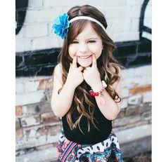 Super leuke meiden kapsels met de leukste haar accessoires!!!