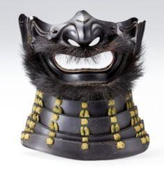 サムライ・マスク=面頬の世界