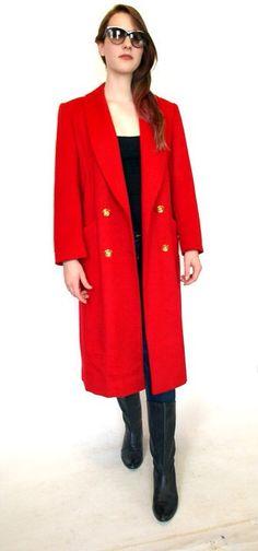 red-coat-la-mimi | Clothes | Pinterest | Red coats, Winter coats ...