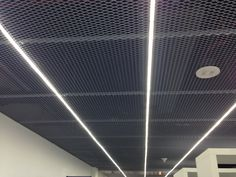 Italmesh Realizes Expanded Metal Ceiling For Any Spaces Panels And Slats In The Standard Sizes Or Alternative Solutions