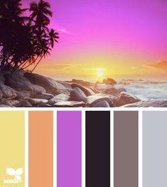 De creatieve wereld van Terray: Kleurinspiratie