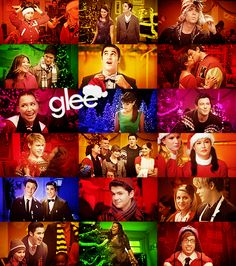 ((A Very Extraordinary Merry Christmas - Glee)) This never gets old!! I love their version of favorite things :).