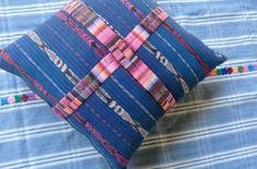 Levi Corte Cross Pillow