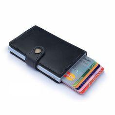 Mini portefeuille anti-RFID