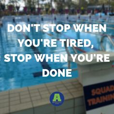 Swimming quotes Motivational quotes for swimmers - Schwimmen - Women's Need Swimming World, I Love Swimming, Swimming Tips, Swimming Rules, Swimming Benefits, Swimming Workouts, Swim Team Quotes, Sport Quotes, Competitive Swimming