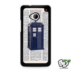 Dictionary Tardis Doctor Who HTC G21,HTC ONE X,HTC ONE S,HTC M7,M8,M8 Mini,M9,M9 Plus,HTC Desire Case