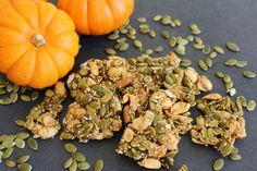 Paleo, SCD Honeyed Nut & Seed Brittle - Nourish With Karen
