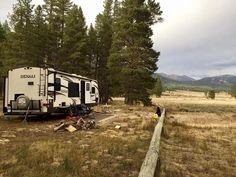 "Free camping south of Lake Tahoe  ""Great location and it's FREE - We have stayed here twice...once in July 2015 with a group of friends and again in late September by ourselves. Beautiful views and fairly level area for all size trailers and/or tents. Roads are dirt but passable with any size rig."" - Cappyfam"