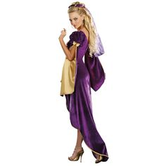 Dreamgirl 2 Pce Queen of Thrones Costume Pce Buy Costumes, Adult Costumes, Costumes For Women, Cosplay Costumes, Medieval Hats, Medieval Fashion, Warrior Costume, Queen Costume, Bodysuit Costume