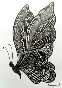 New art work Doodle Art Drawing, Zentangle Drawings, Mandala Drawing, Art Drawings Beautiful, Art Drawings Sketches Simple, Pencil Art Drawings, Mandala Art Lesson, Mandala Artwork, Zantangle Art