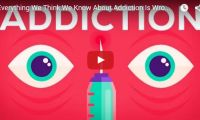 Everything We Think We Know About Addiction Is Wrong Diamorphine is heroin? That's what they give you in hospitals to treat severe pain! This great vid opens up our eyes and explains to us (using their usual cute and interesting animated cartoons), that what we thought we knew about addiction – was all wrong!…