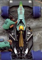 Mauricio Gugelmin (Mexico 1990) by F1-history