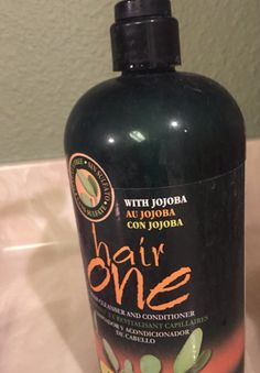Bye, bye Wen shampoo!  You've been replaced by a much cheaper alternative that I like even better and can buy at my local Sally's Beauty Supply!  #hairone. Smells great and this size lasts me about 3 months!  Woot!