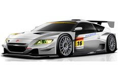 Good news! Honda has announced it will field a CRZ in the Japanese Super GT serie