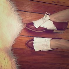 Italian loafers 38 made in Italy so cute with jeans I wear a 7.5 and these fit perfect with no socks Joan & David Shoes Flats & Loafers