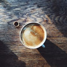 Delirious Thoughts - captain-espresso:   Latte all day- every day!...