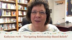 Watch this video to understand a significant difference between younger and older generations. What Dr. Kathy talks about regarding relationships and beliefs has fascinated many people in her audiences. Check it out. And, like with many of these videos, ask your teens to watch with you so you can talk about it.