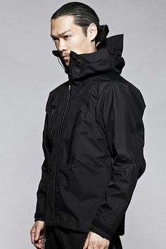 Awesome Acronym jacket. Too bad there's no where to get this in NY. And too bad it is $1500...