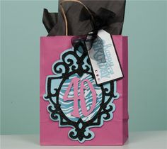 Project Center - Happy Birthday Gift Bag