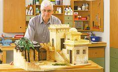 Foro de Belenismo - Arquitectura y paisaje -> Belenes de sobremesa (PAP fotográfico)