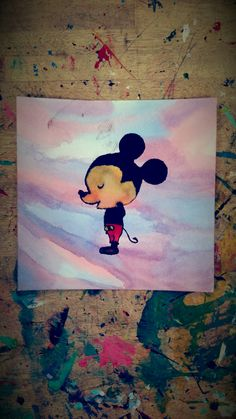 Mickey Mouse  by Nestor Torres