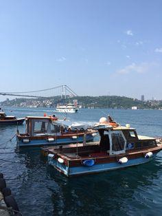Bosphorus from Kanlıca