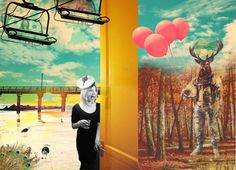 Your World by Laura Iriart, via Behance