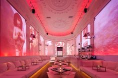 Supperclub Amsterdam - Wouter van der Sar for Concrete Designs