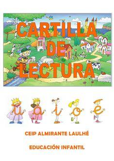 Cartilla de Lectura de Educación Infantil.