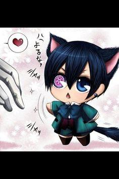 Cute Ciel! (Black Butler)
